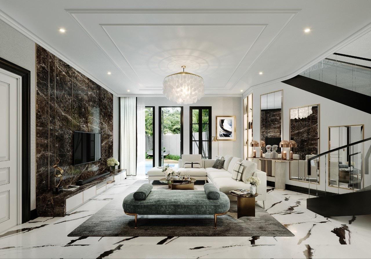 แกลลอรี่บ้าน Maison Blanche